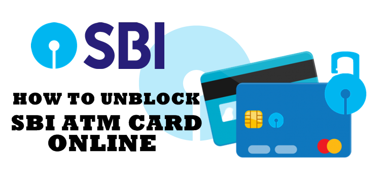 Unblock-SBI-ATM-Card