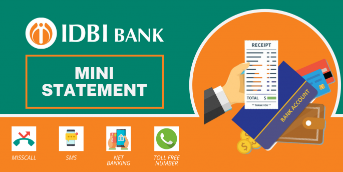 Mini Statement IDBI Bank